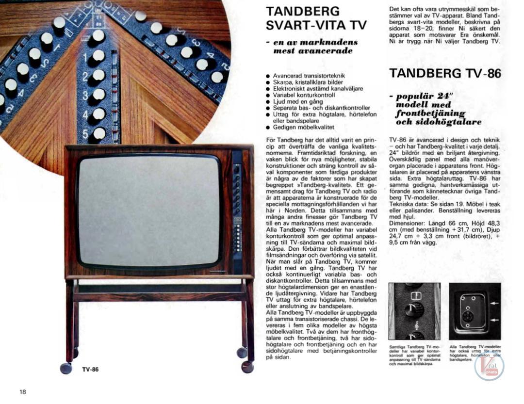 Tandberg 42