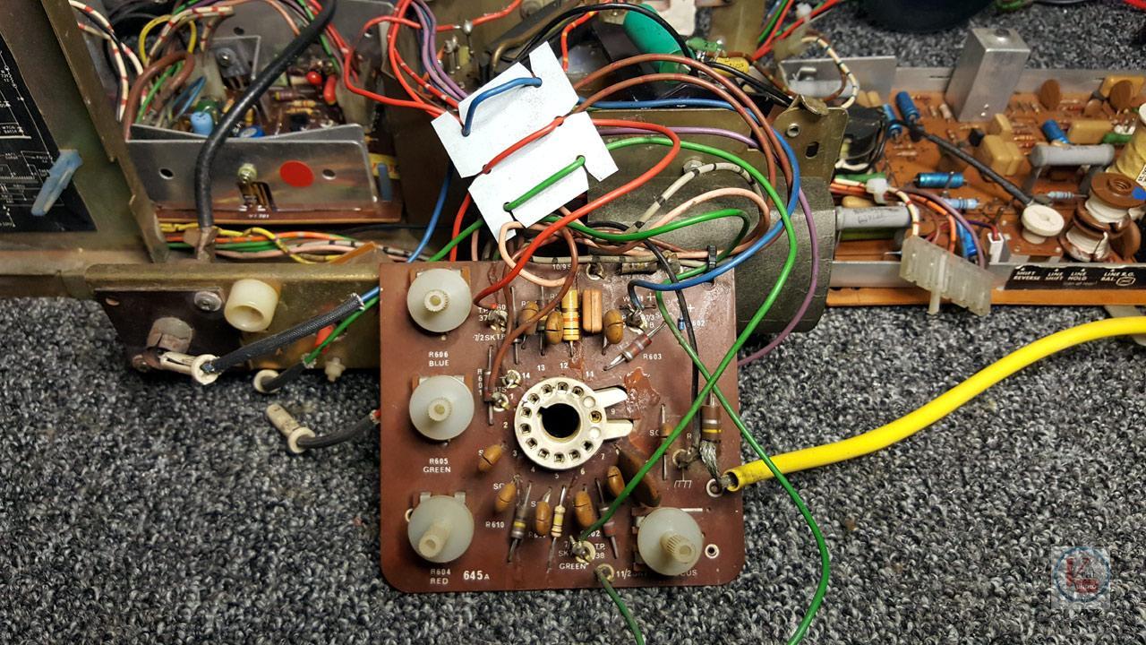 CTV PCB Repairs 29
