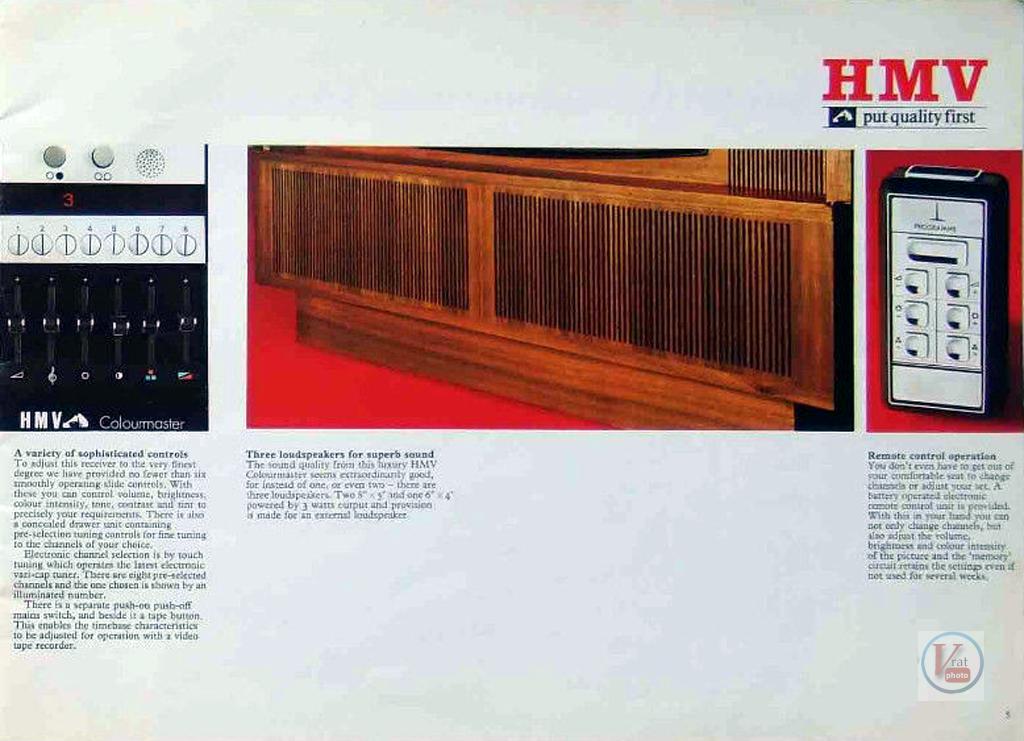 HMV 18