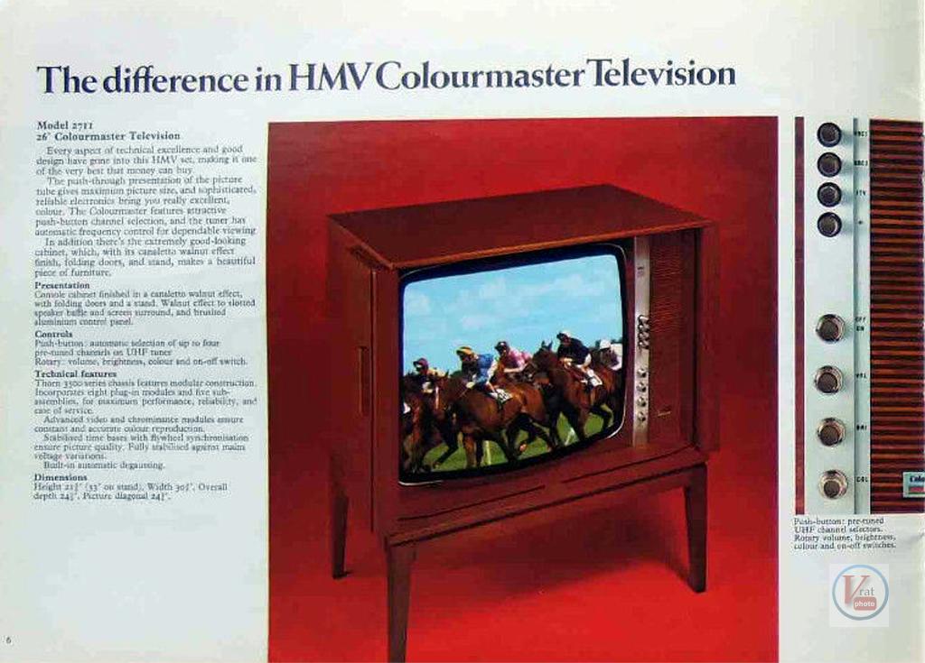 HMV 13