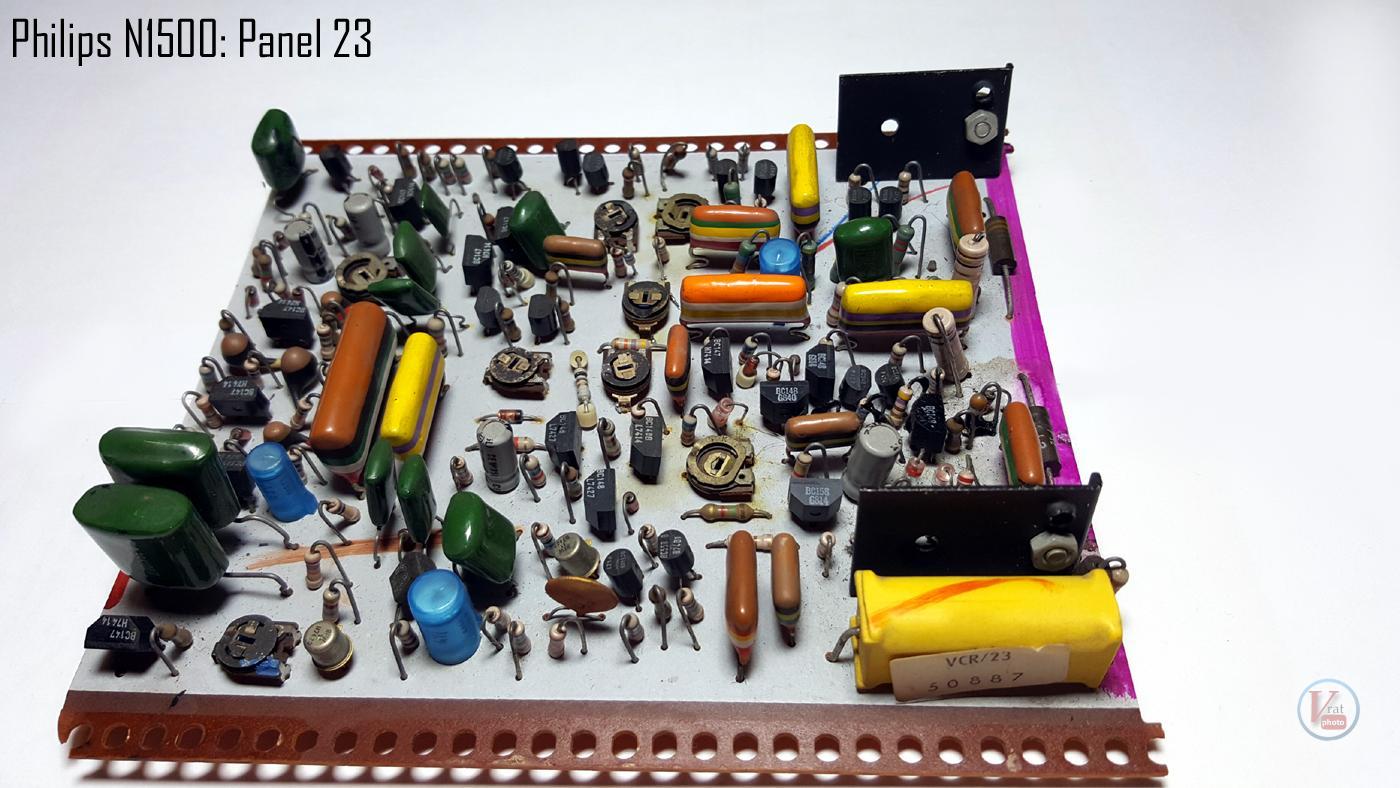 1972 Philips N1500 56