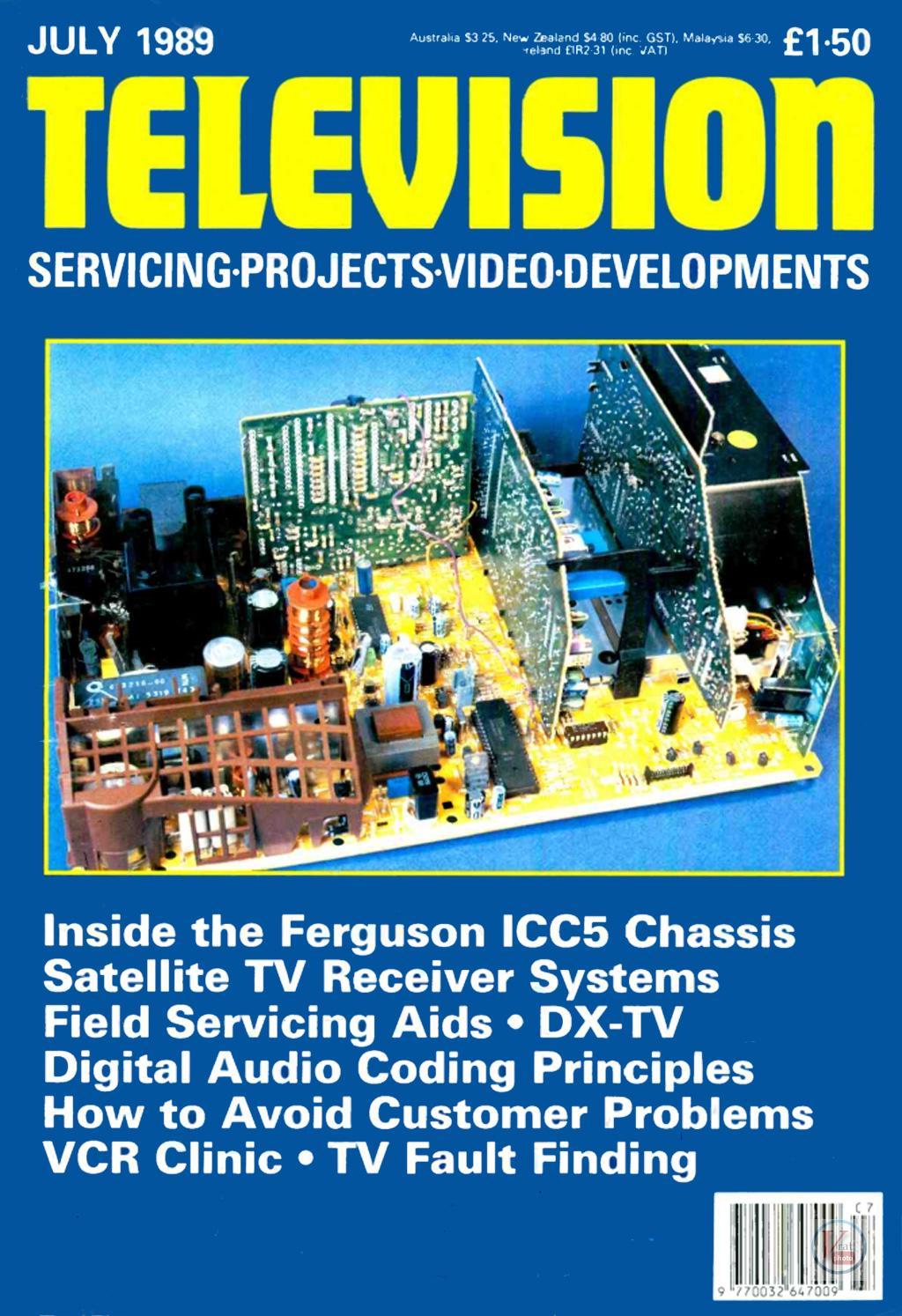 Ferguson ICC5 Chassis 8