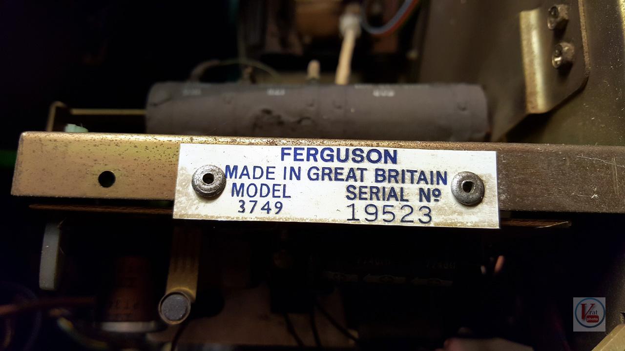 1978 Ferguson 3749 15