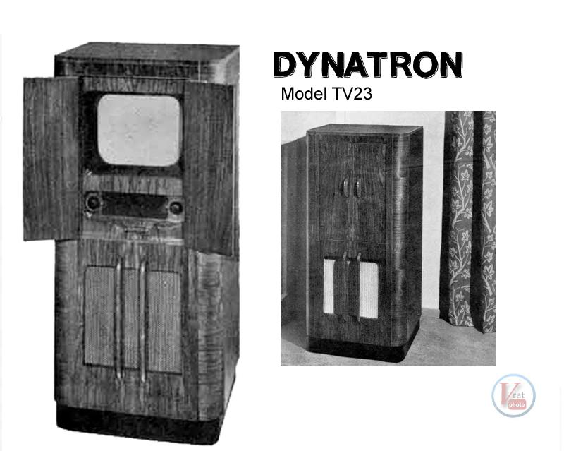 1930's 1940's 405 Televisions 48