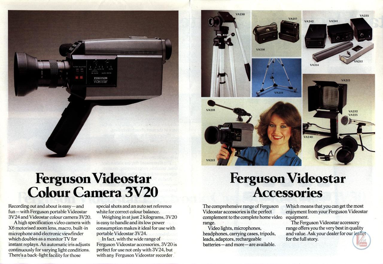 Early 1980s Ferguson Video Recorders 9
