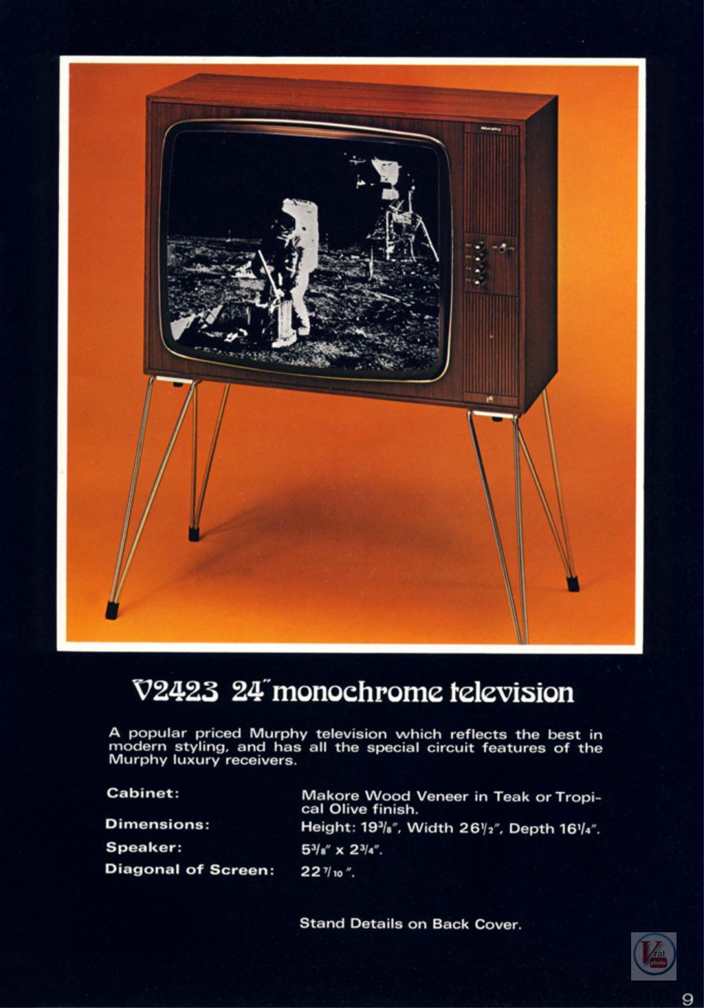 Murphy B&W TV's 94