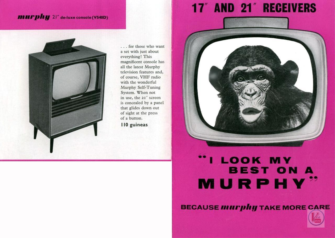 Murphy B&W TV's 79