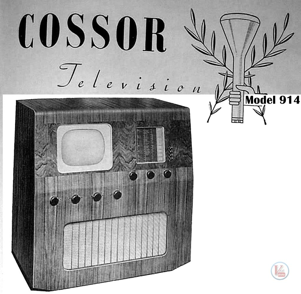 1930's 1940's 405 Televisions 42