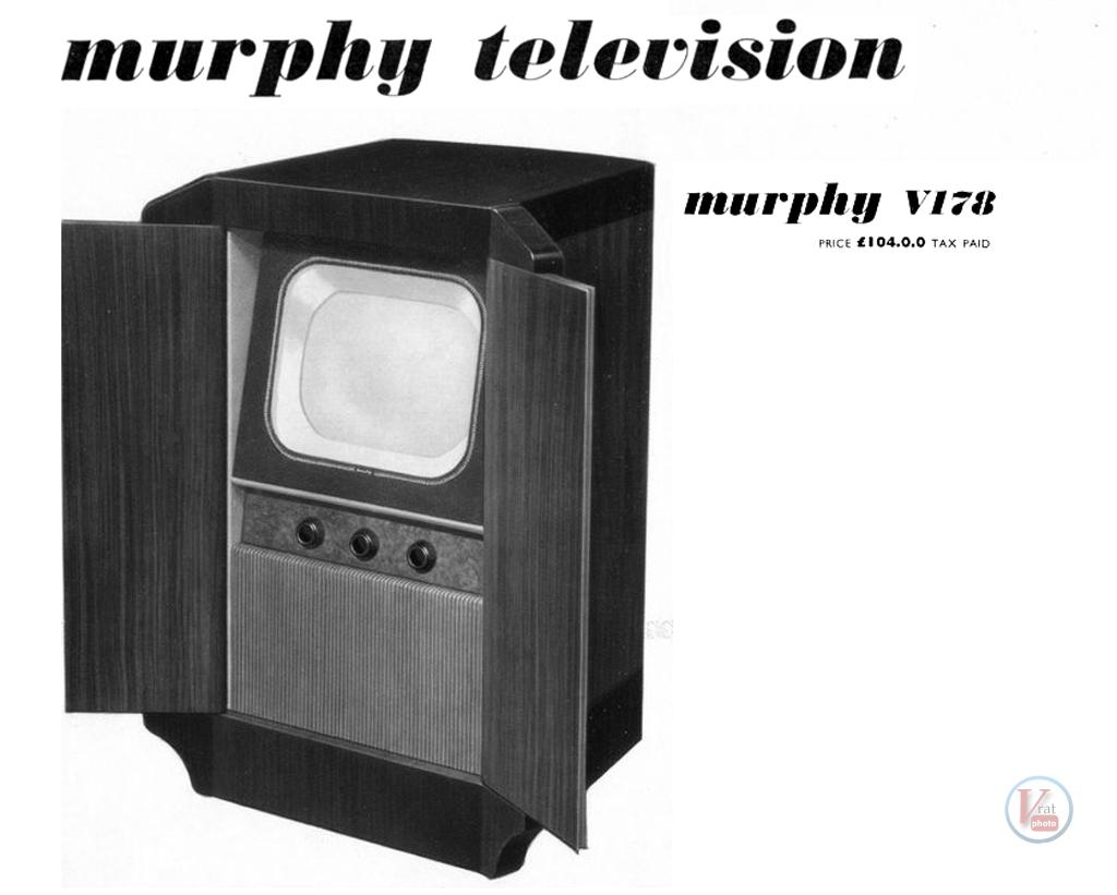 1930's 1940's 405 Televisions 37