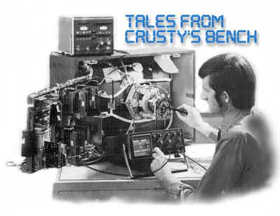 Crustys TV & VCR Collection 1
