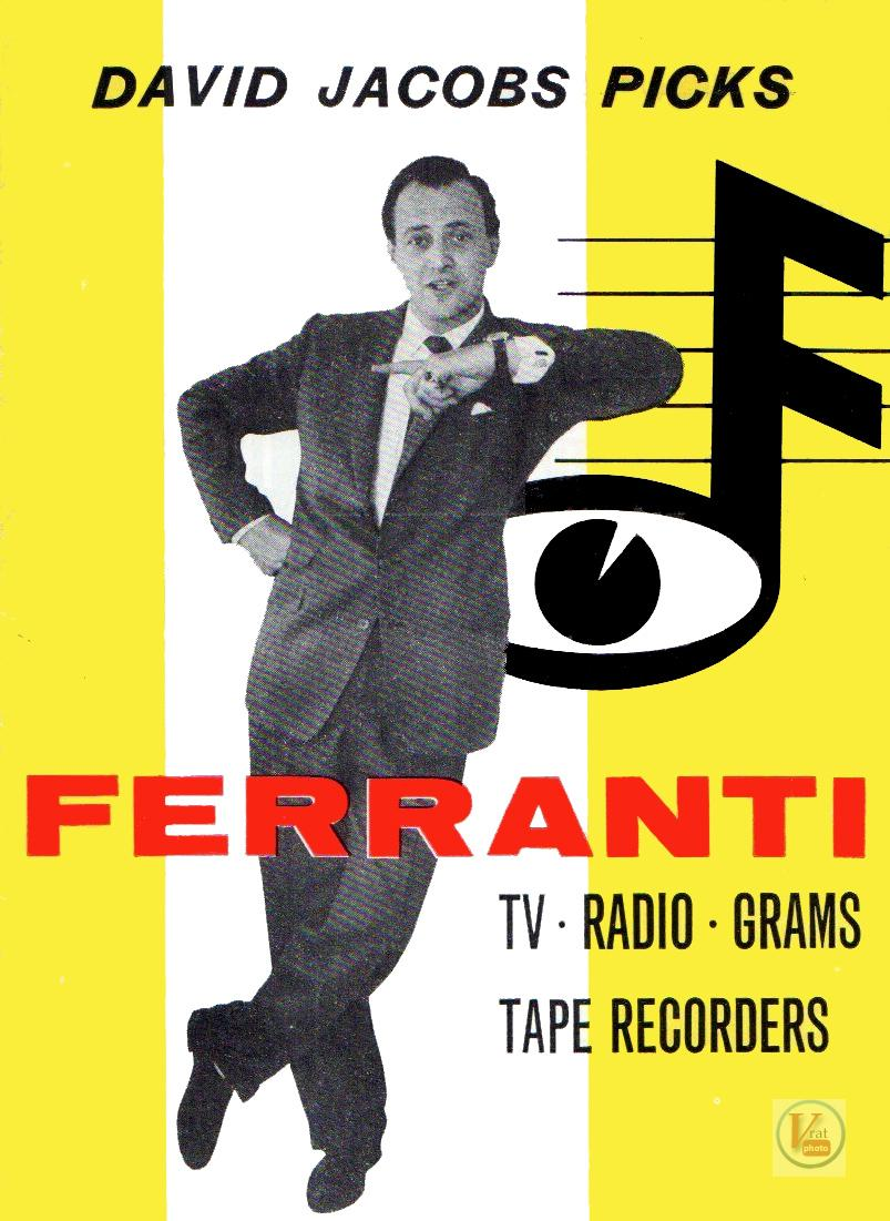 Ferranti B&W TV's 19