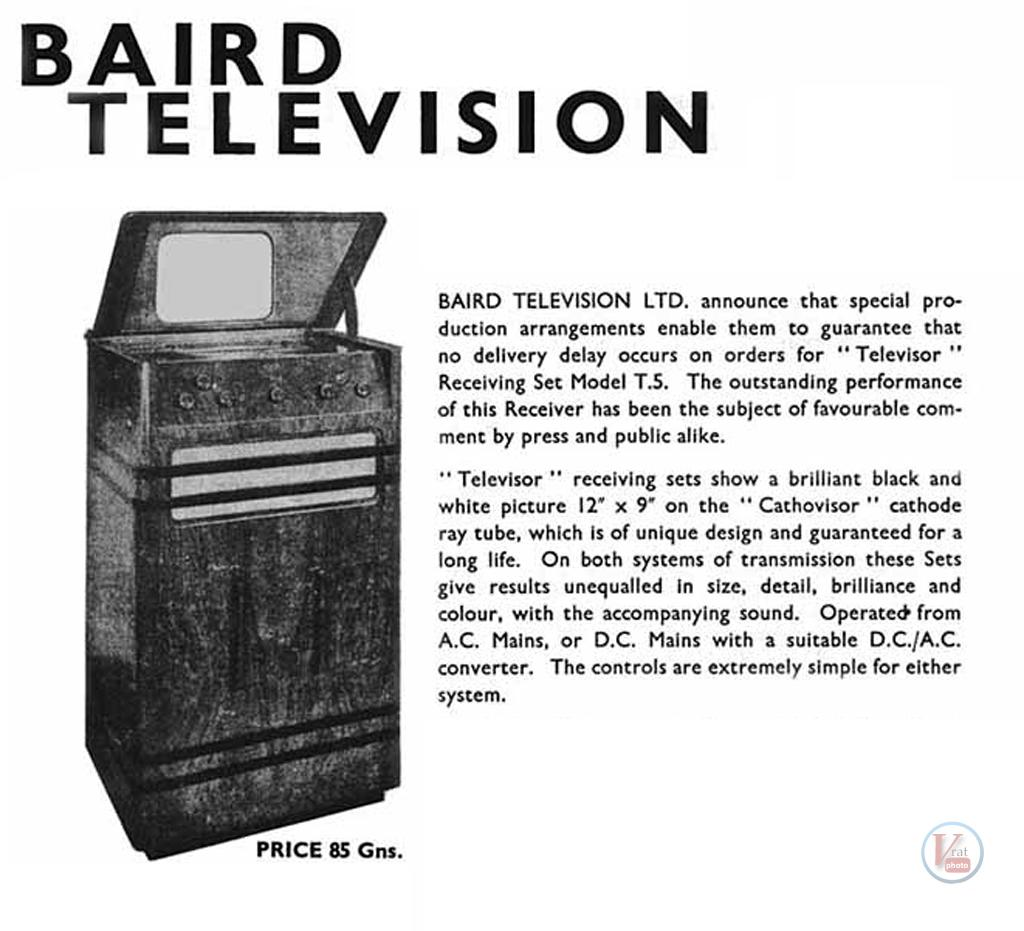 1930's 1940's 405 Televisions 44