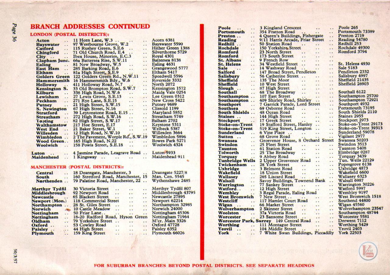 1957 Radio Rentals Catalogue 94