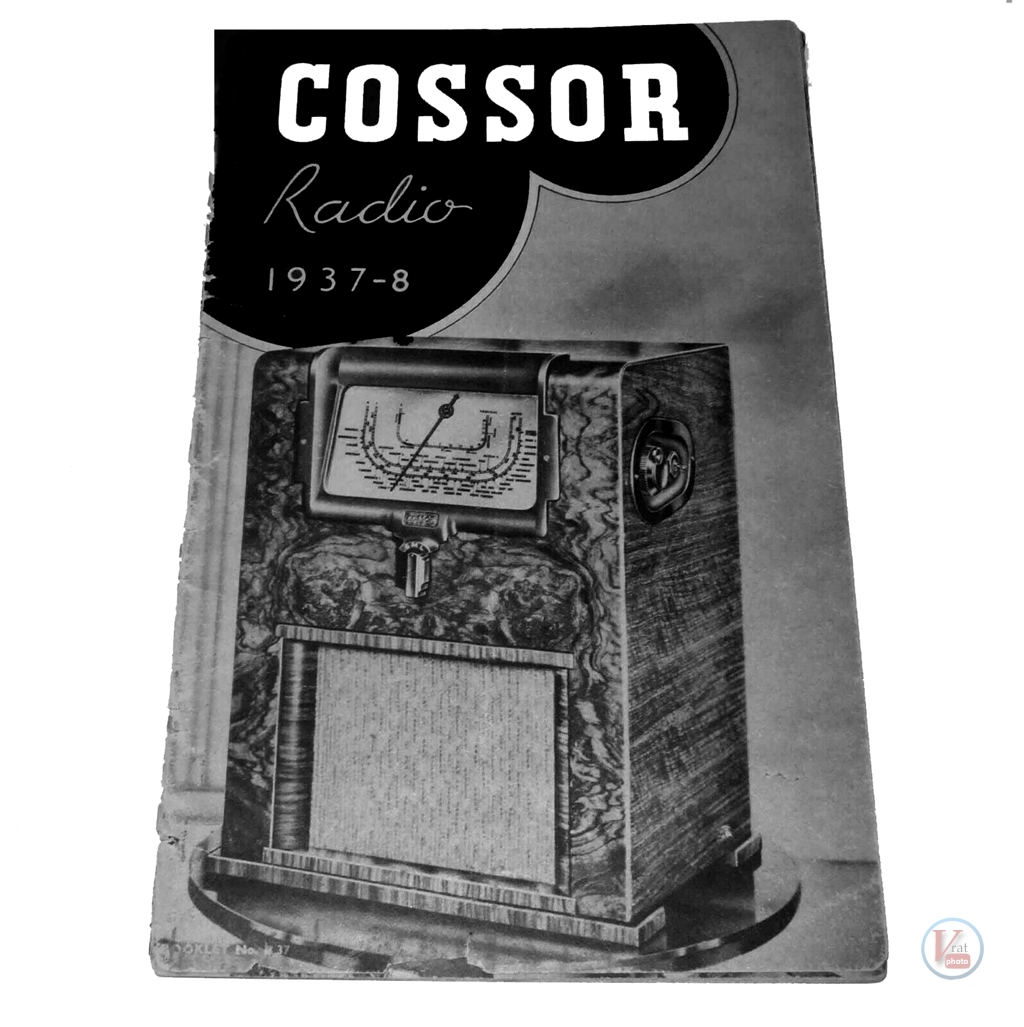 Cossor Radio 17