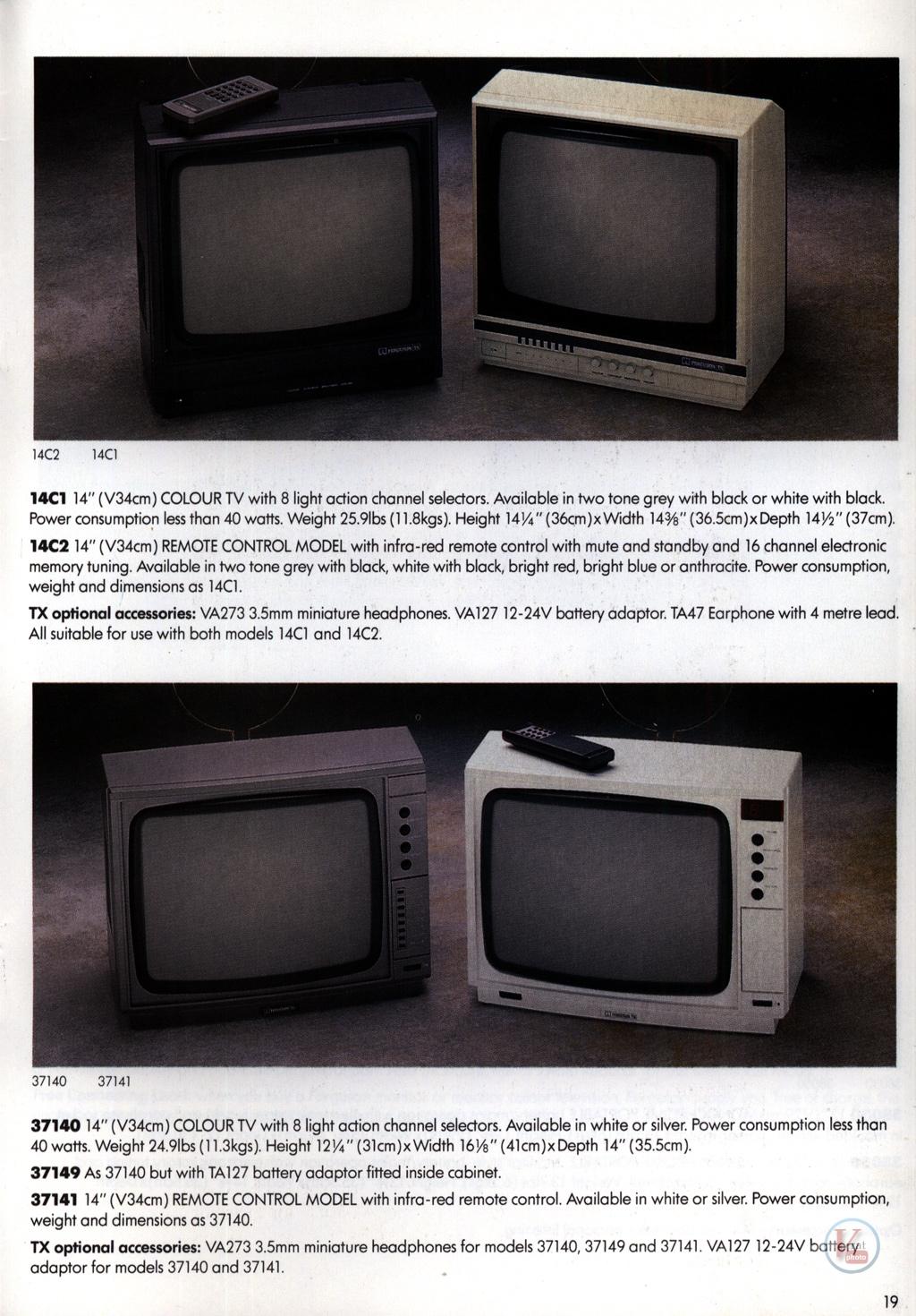 Ferguson Portables 82-86 17