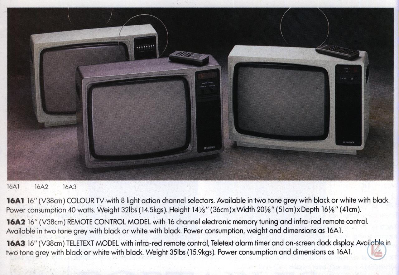 Ferguson Portables 82-86 18
