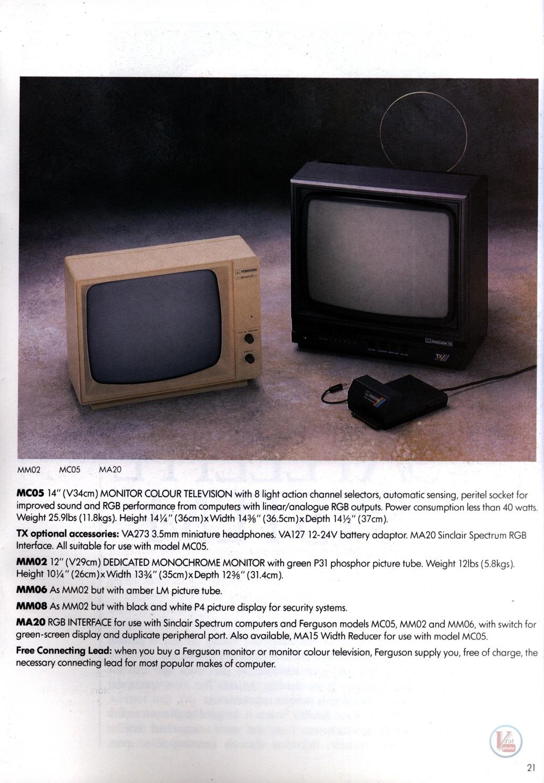 Ferguson Portables 82-86 23