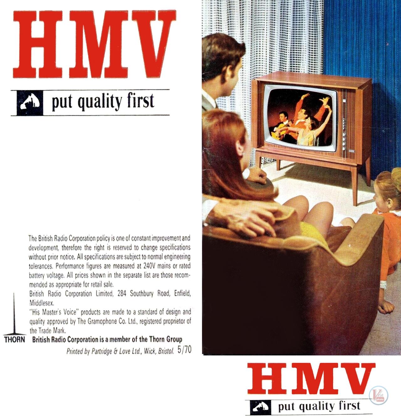 HMV 10