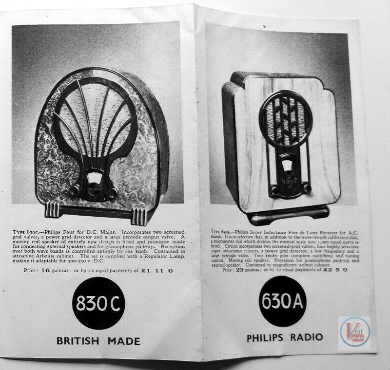Philips Radio 18