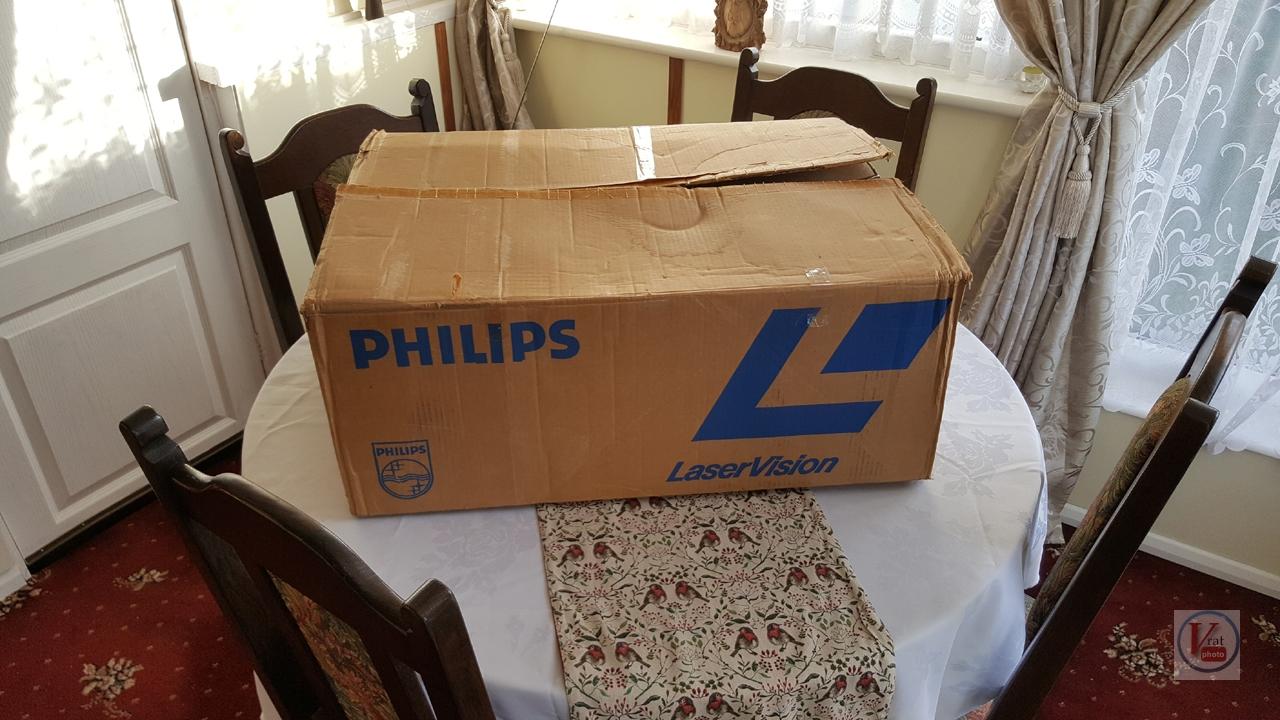 1982 Philips VLP700 1
