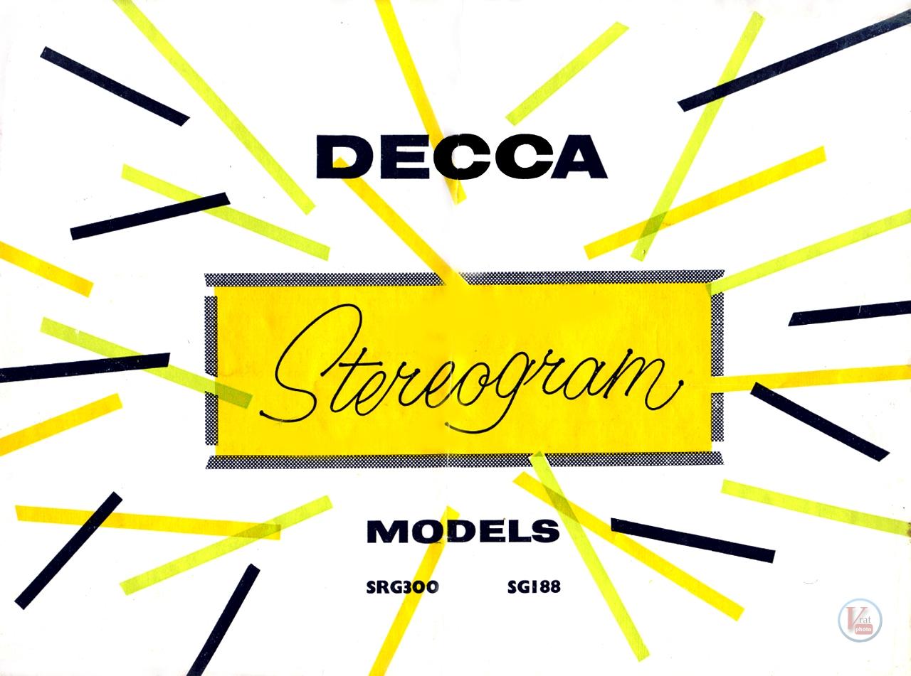 Decca Radiograms 10