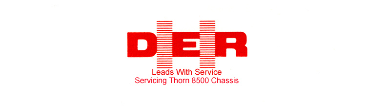 Thorn 8500 Chassis, D|E|R Advice to Engineers 24