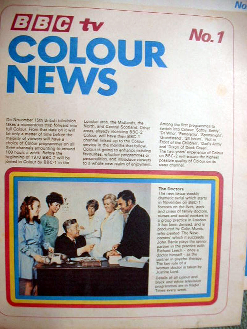 Colour Launches in the UK 17