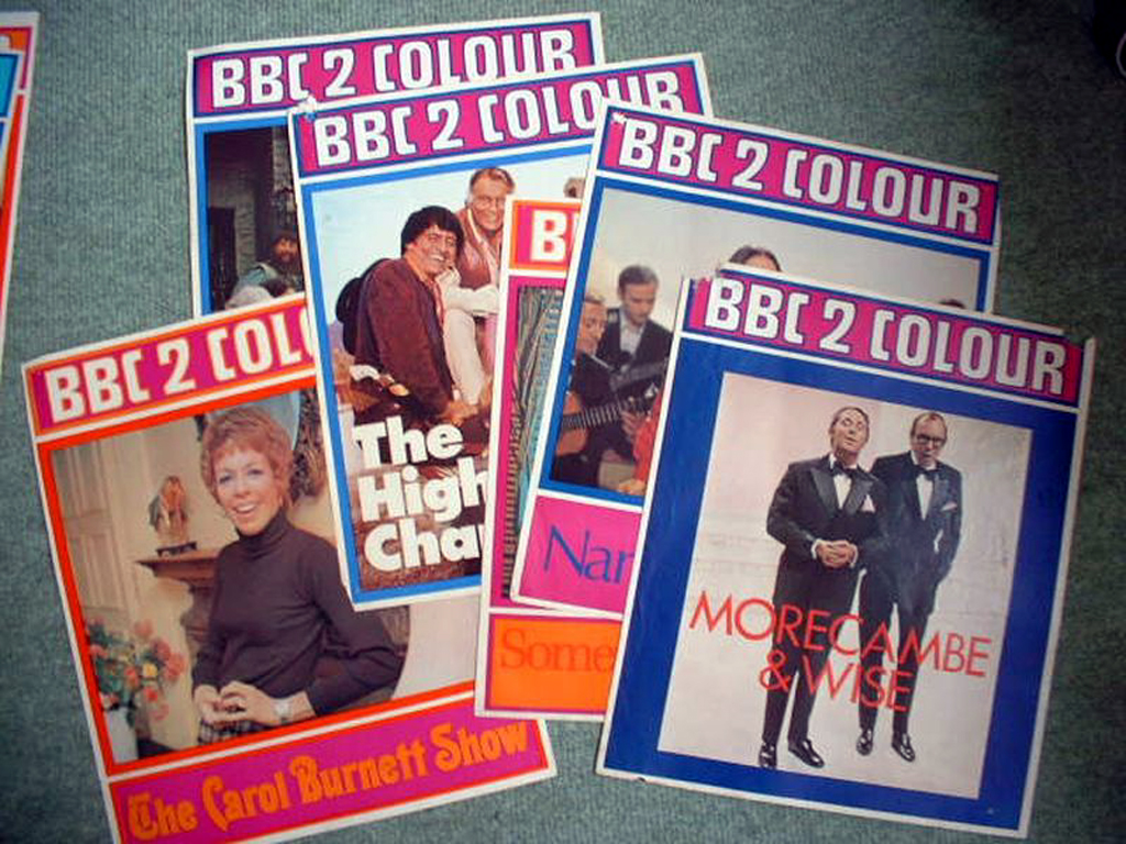 Colour Launches in the UK 24