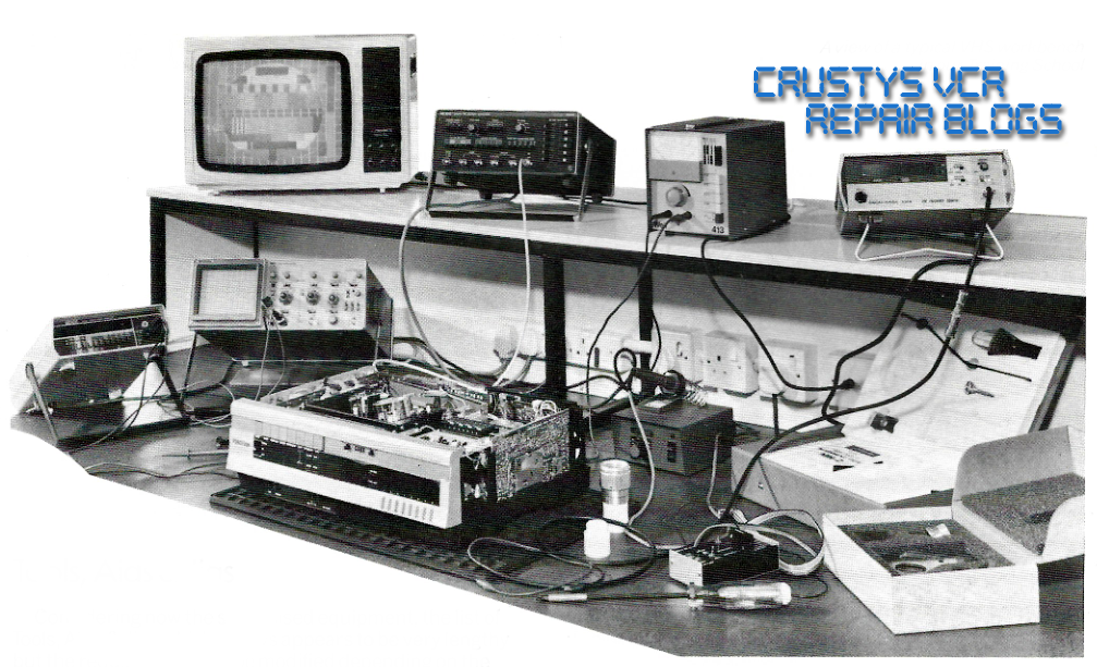 Crustys TV & VCR Collection 2