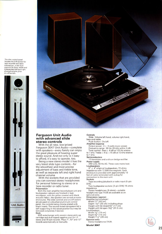 1973 Ferguson Brochure 127