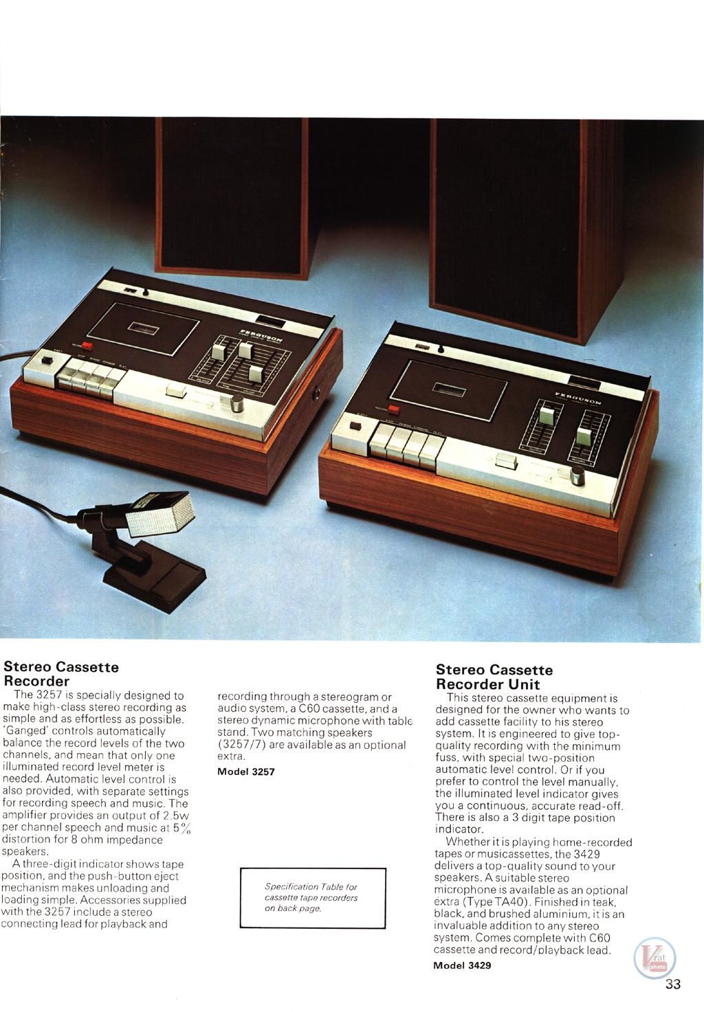 1973 Ferguson Brochure 137
