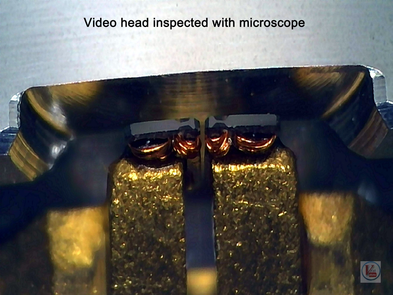 Cleaning VCR Heads 6