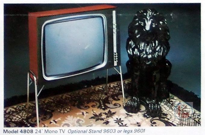1974 Marconiphone Colour B&W Brochure 17