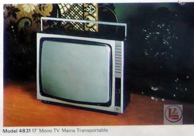 1974 Marconiphone Colour B&W Brochure 18