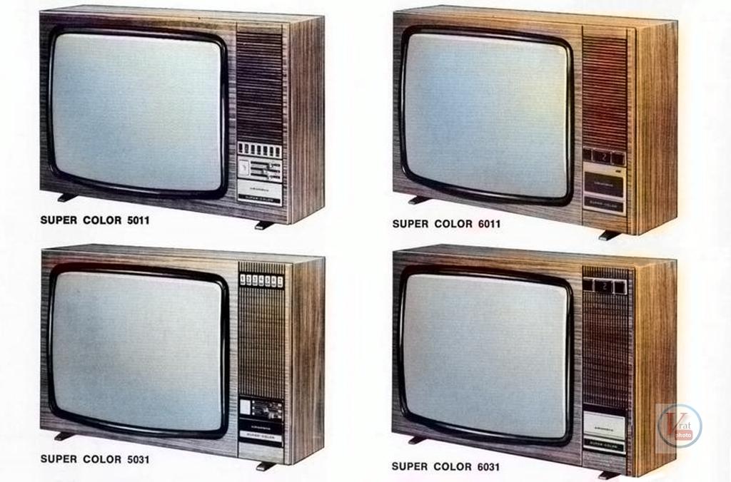 Grundig Colour TVs 23