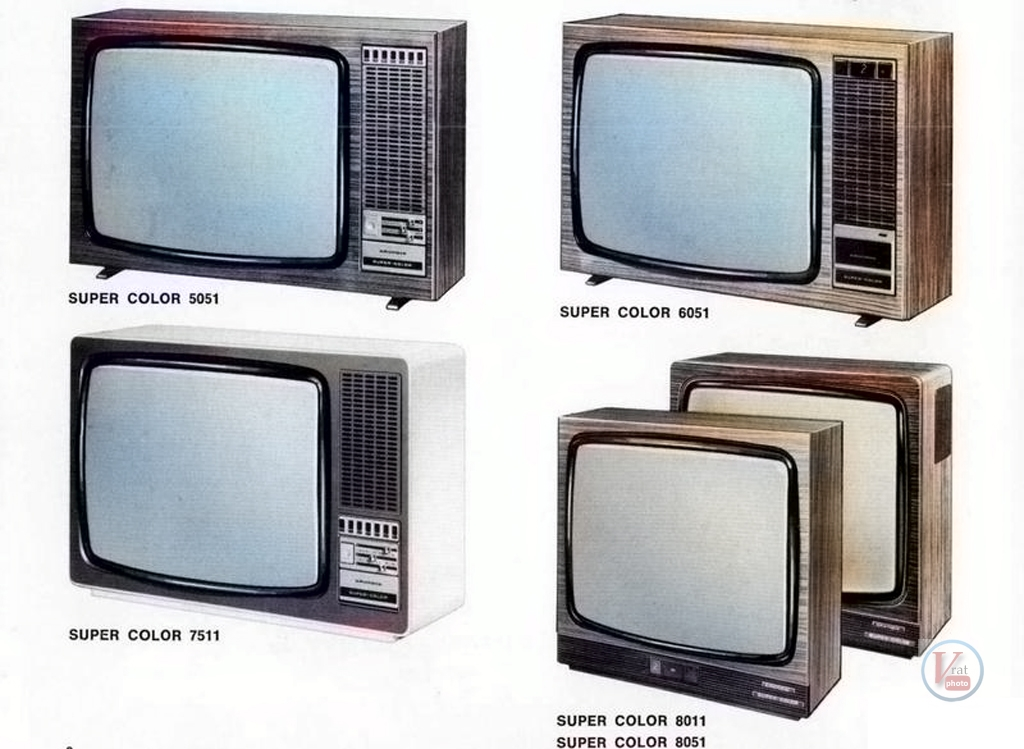 Grundig Colour TVs 24