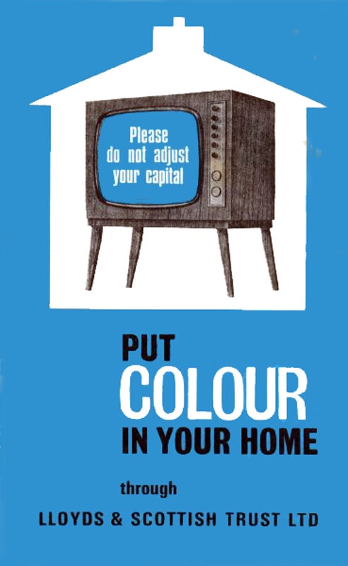 1967;Finance Your New Colour TV 7