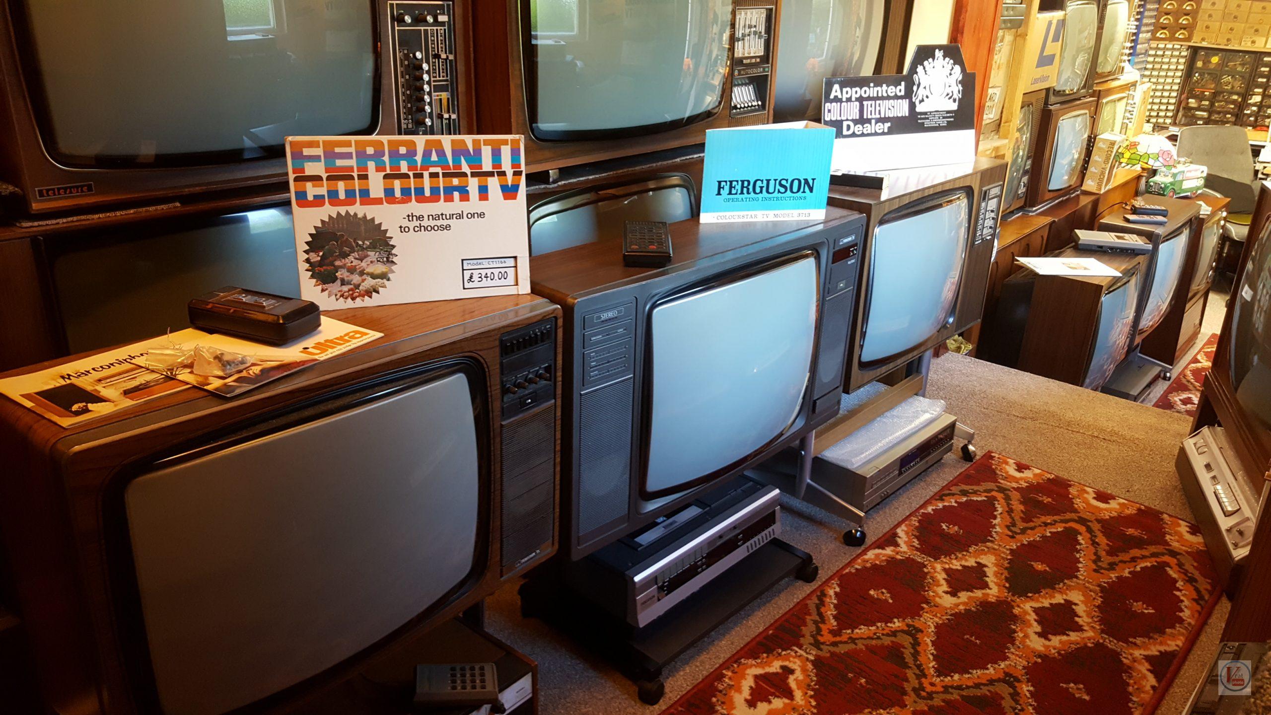 """1982 22"""" Ferguson Super Stereo 37063 1"""