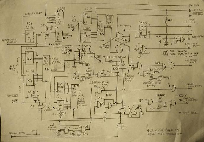 625 to 405 the hard way – the BBC / Pye CO6/501 converter