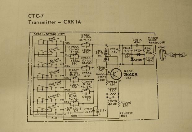 Pye 1960 remote control TV  – Black & White Television – Vrat
